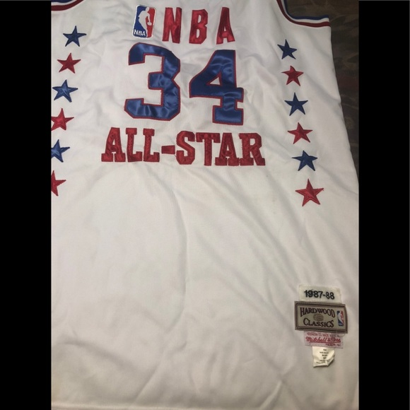 new products 7ff4f eed4f East all stars throwback Charles Barkley jersey